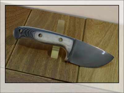 Survival and Bushcraft knife model 1